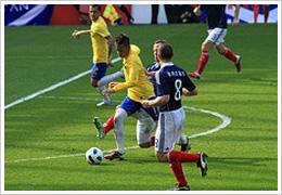 サッカーとカイロプラクティック