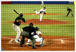 野球とカイロプラクティック