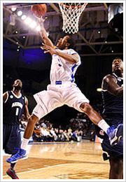 バスケットボールとカイロプラクティック