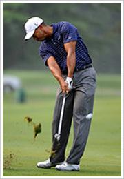 ゴルフとカイロプラクティック