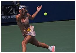 テニスとカイロプラクティック
